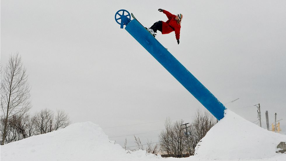 Hälften svenskar i årets X Games Real Ski
