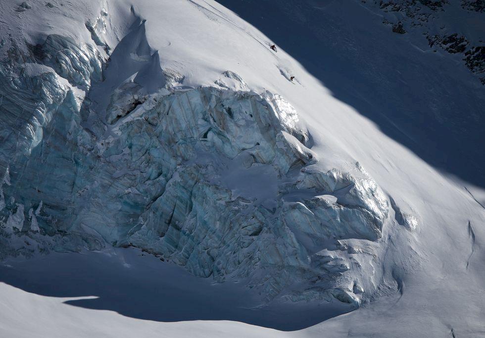 La Grave är Alpernas vildaste skidort
