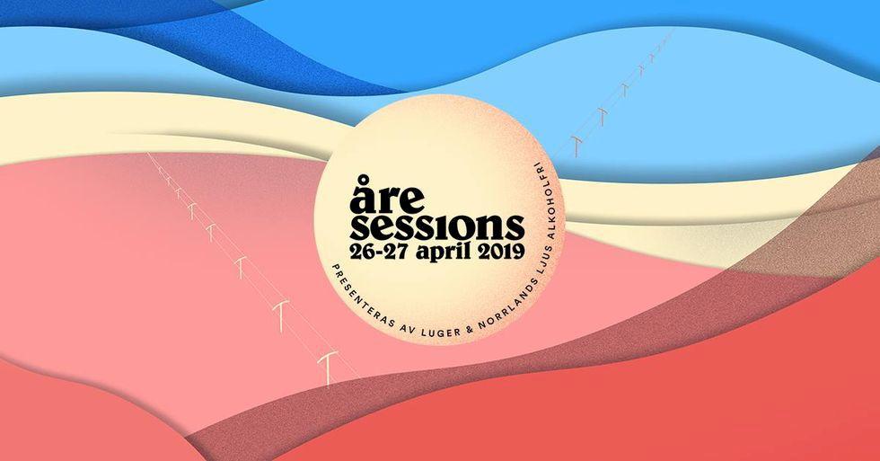 Åre Sessions kommer tillbaka i vår
