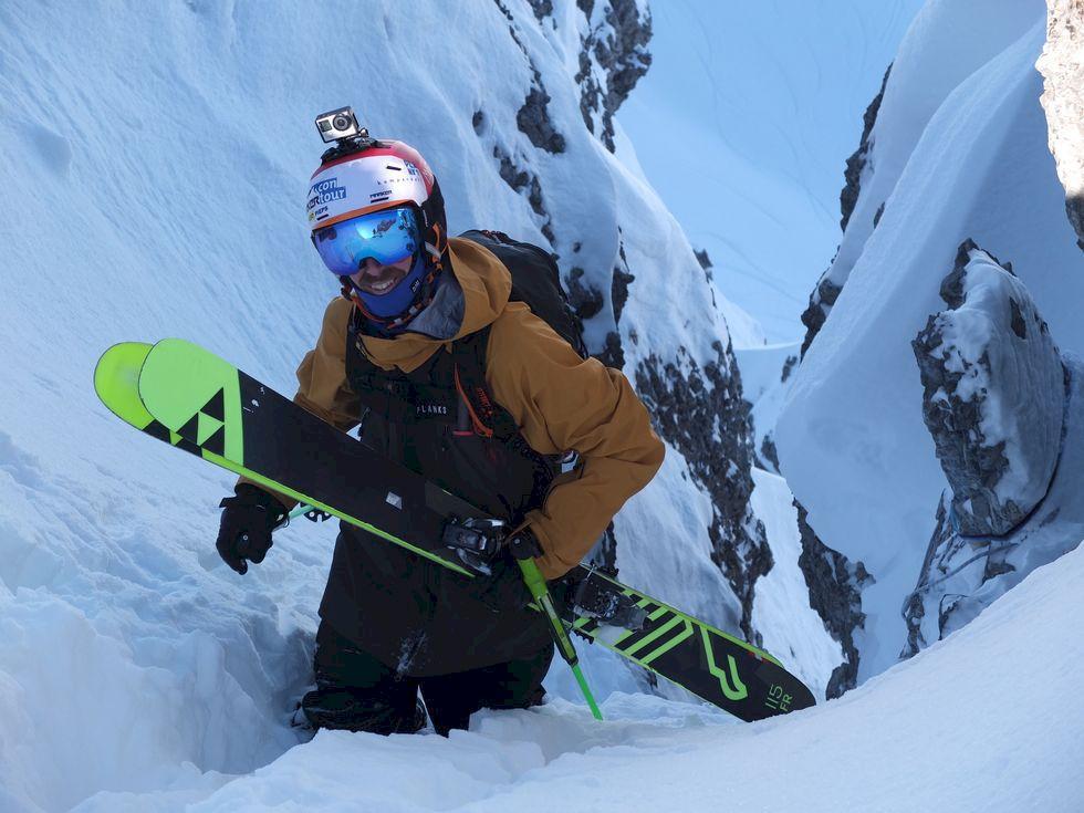Film om livspusslet som arbetande skidåkare