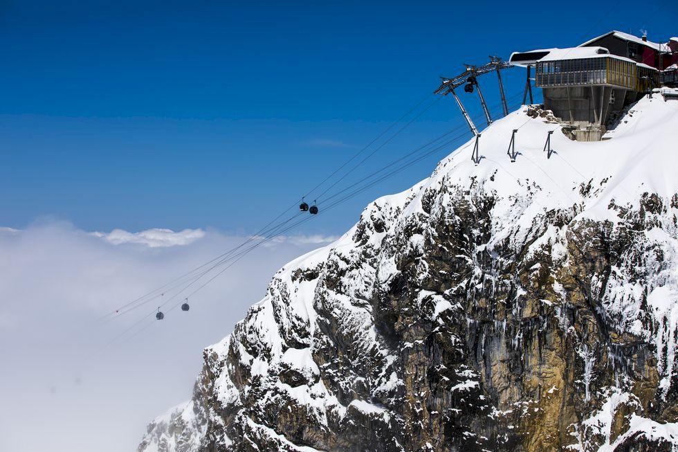 Världens bästa skidåkning: Engelberg