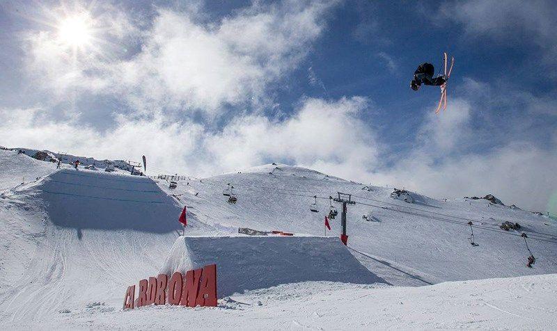 Guld till Oliwer Magnusson på JVM i slopestyle
