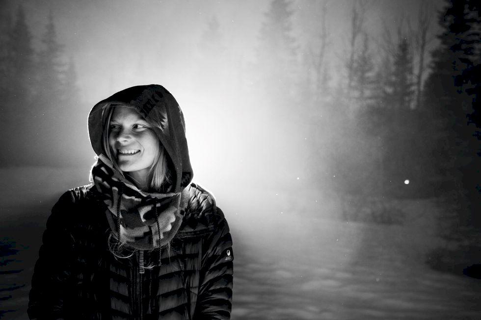 Intervju: Alaska-slaktaren Angel Collinson