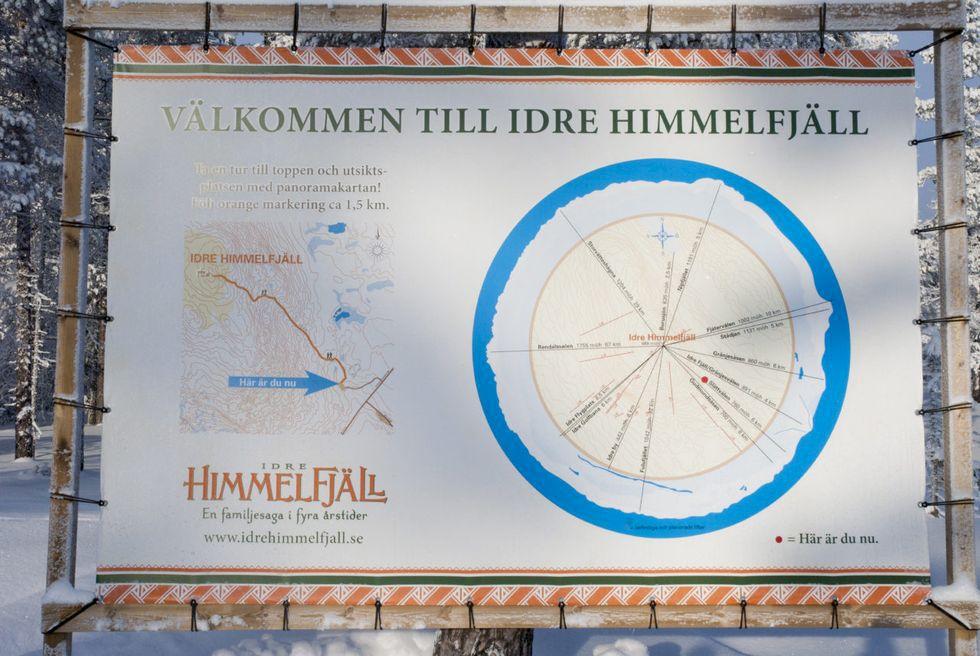 Ny svensk skidort på gång: Idre Himmelfjäll