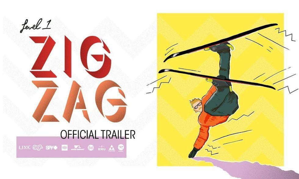 Zig Zag - Svenskladdad trailer från Level1