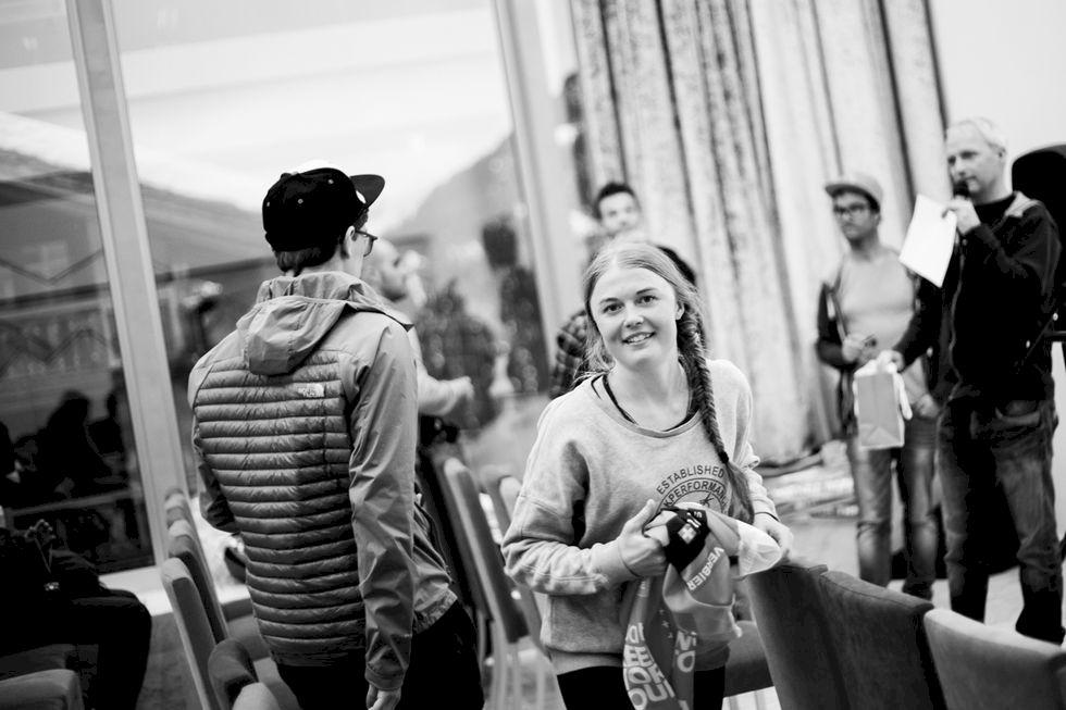 Star Wars, kärlek och Evelina Nilsson