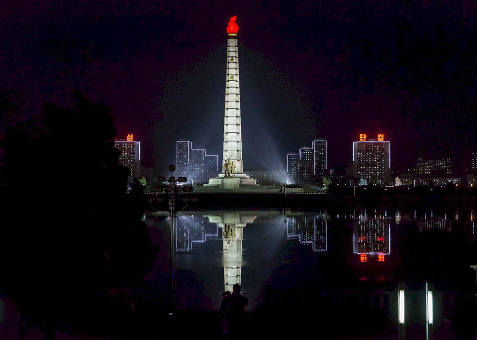 Förbjuden skidåkning i Nordkorea, del 2