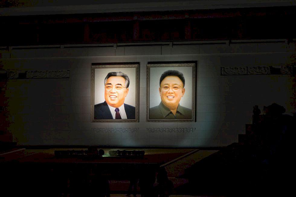 Förbjuden skidåkning i Nordkorea, del 1