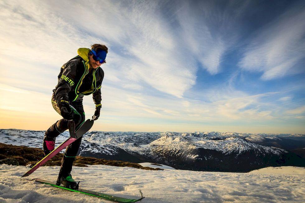 Nya världsrekord i höjdmeter på ett dygn