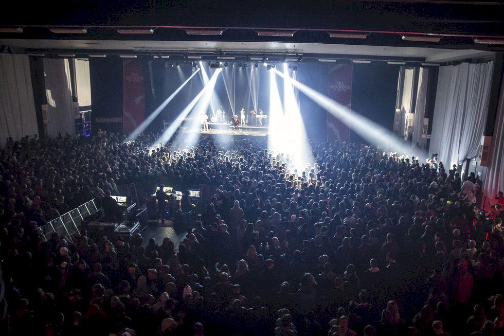Säsongen i Åre avslutas med musikfestival