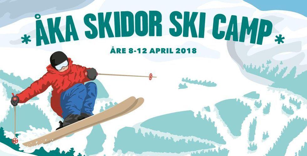 Dags för Åka Skidor Ski Camp i Åre