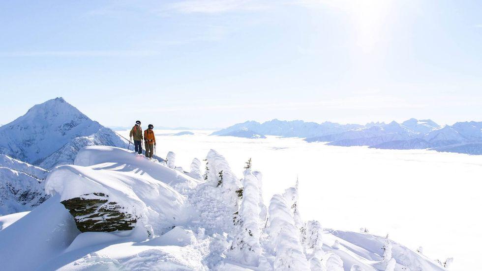 Träffa skidåkarna bakom ny webbserie