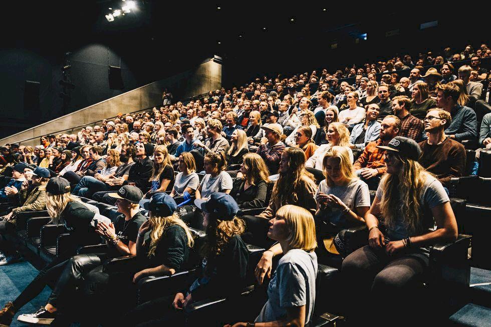 Klappat & klart: Untracked Film Tour 2017