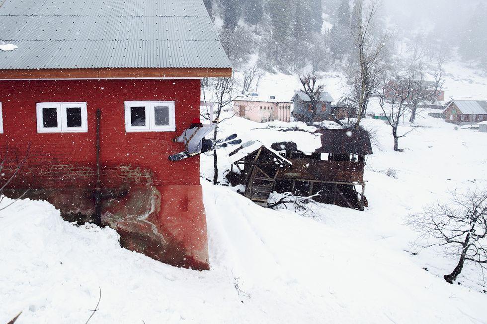The Bunch utforskar Kashmir