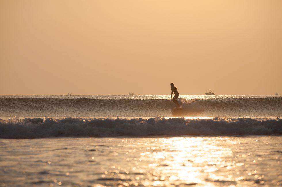 Taro Tamai tar tillbaka surfen till snowboardåkningen