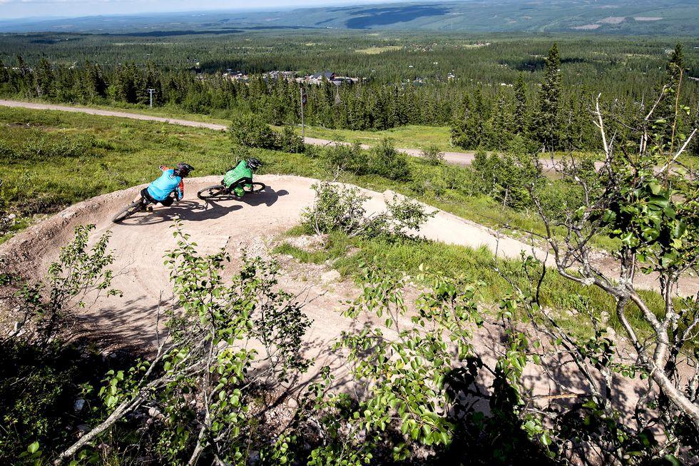 Guide: Sveriges bästa bike parks