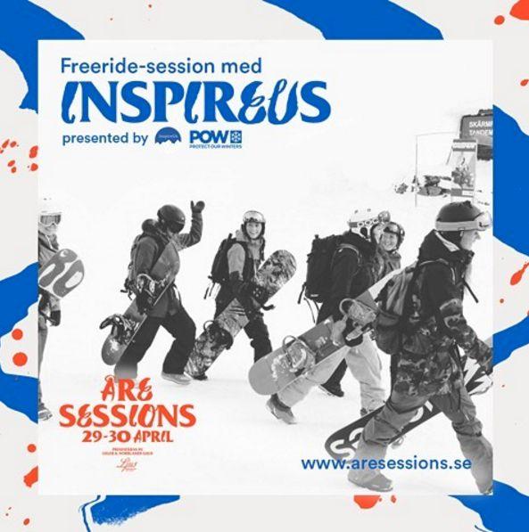 Åre Sessions 29-30/4 - maxad festival stänger vintersäsongen