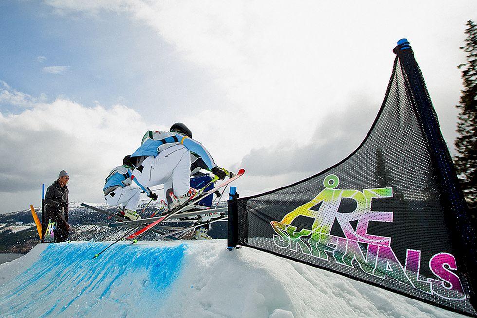 Åre Ski Finals – missa inte fyra dagars tävling & fest