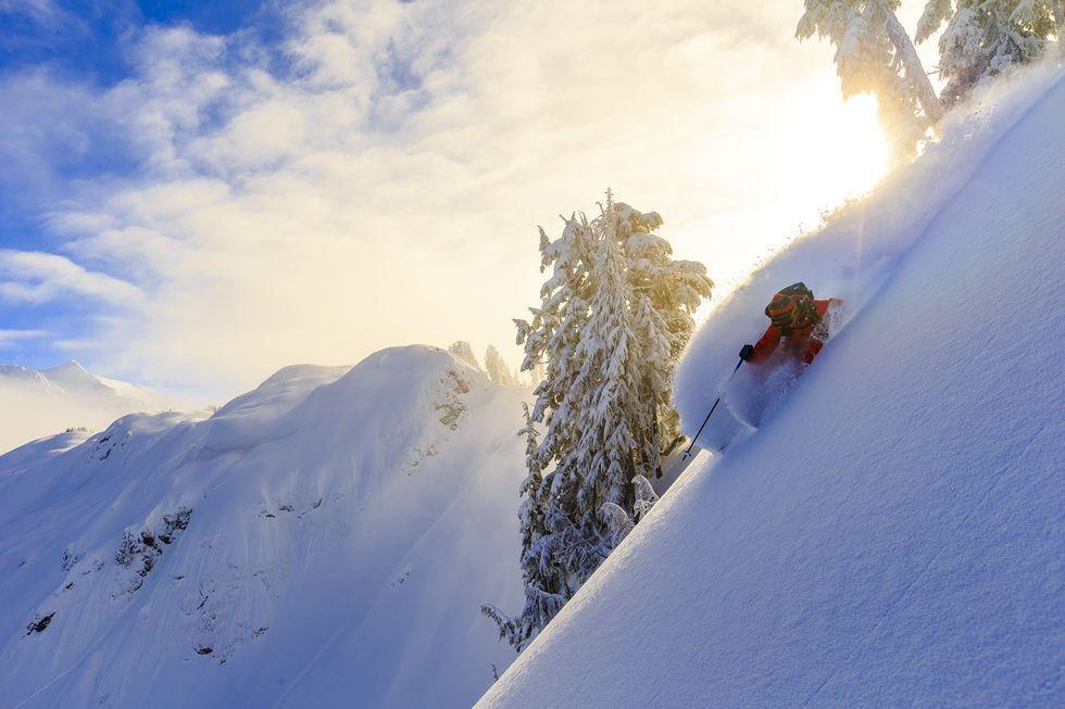 Pudrigaste åkningen i vinter – stor bildspecial!