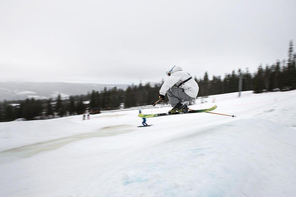Bildspecial: Åka Skidor Ski Camp 2016