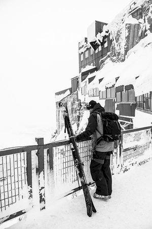 Je suis un local – om att vara skidåkare i Chamonix