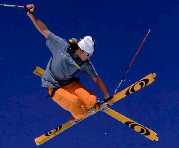 5 skidor som förändrande skidhistorien