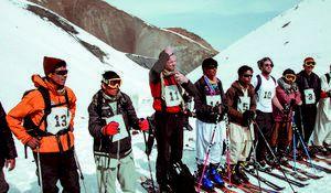 Afghan Ski Challenge – tävlingen med uttalat vapenförbud
