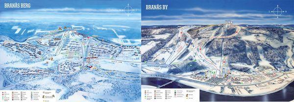 8 skidorter nära dig