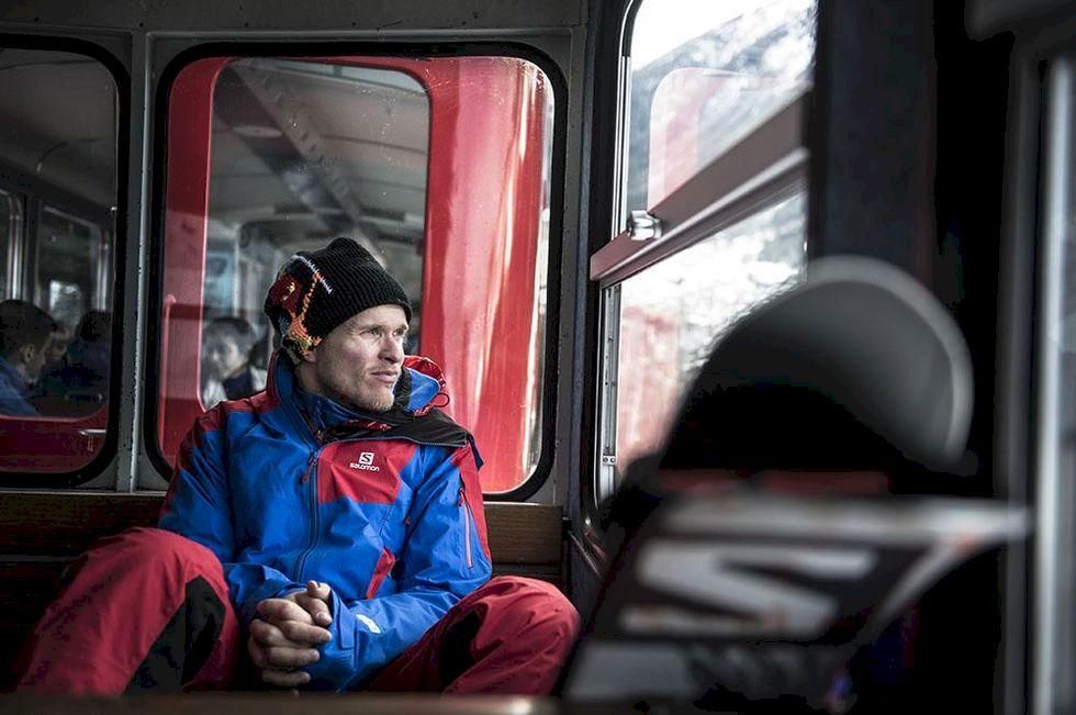 Andreas Fransson – Ett liv på gränsen