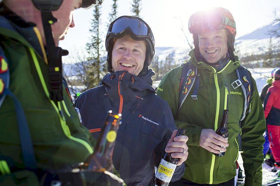 Succé för Åka Skidor Ski Camp