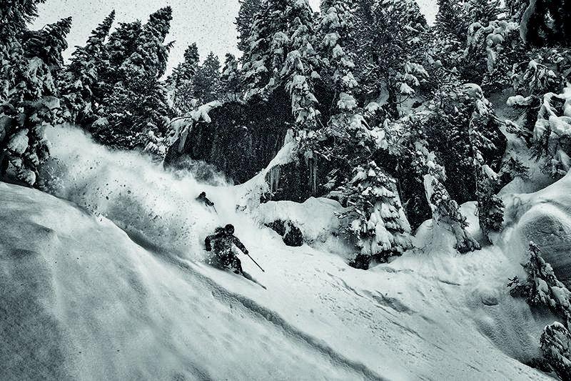 Dra västerut! USA:s 10 bästa skidorter