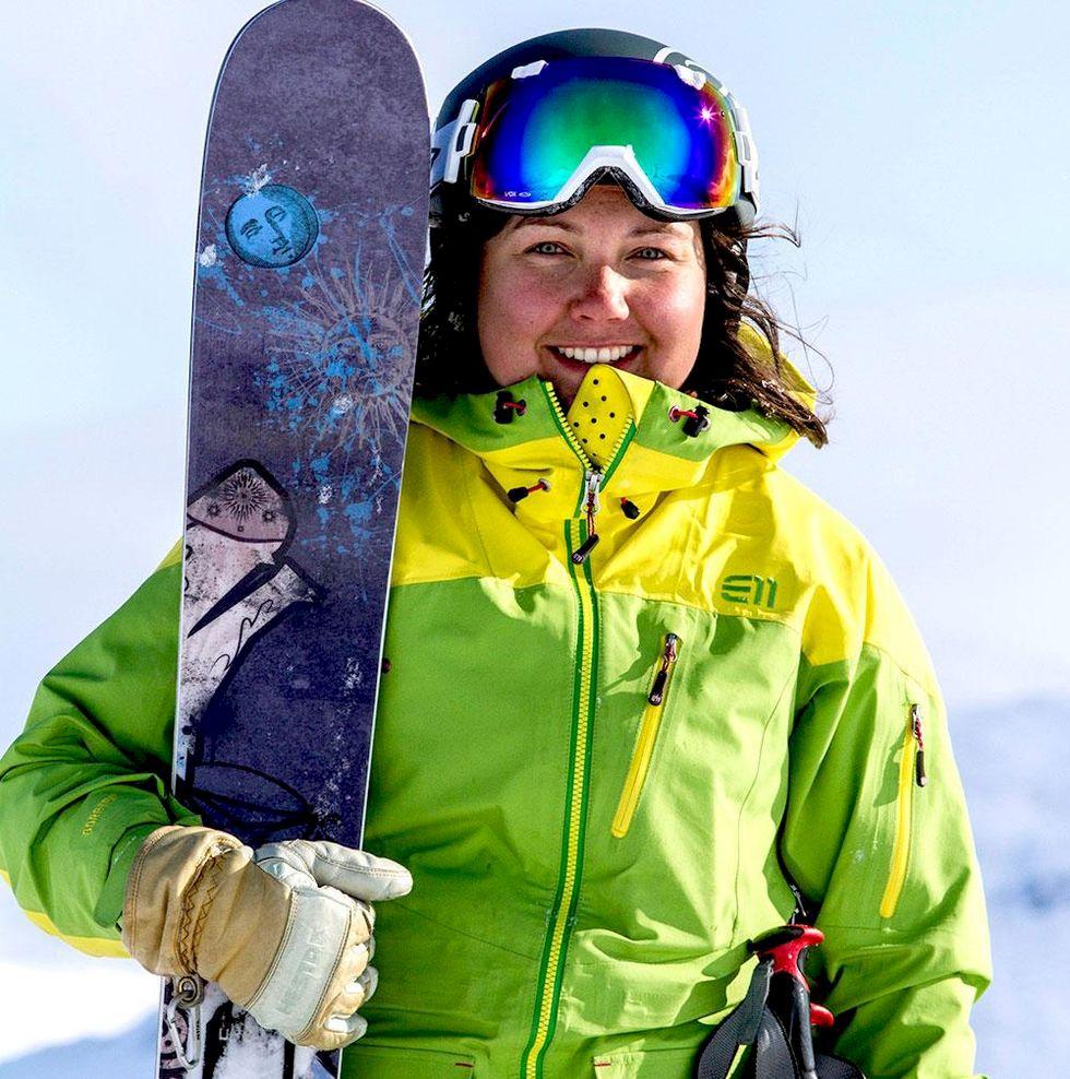 Karin Stöckel ny bloggare på Åka Skidor