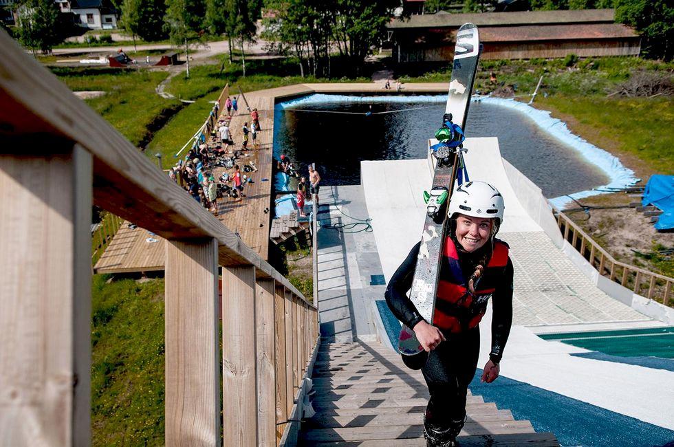 Filippa Ring ny bloggare på Åka Skidor