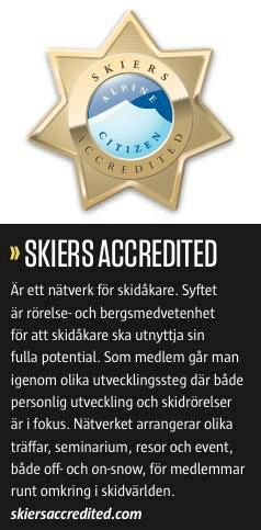 Åka Skidors teknikskola del 2: Smalt och brant