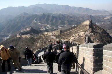 Kina, Tibet och Nepal