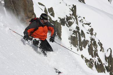 Ett varv runt jorden på skidor är avklarat