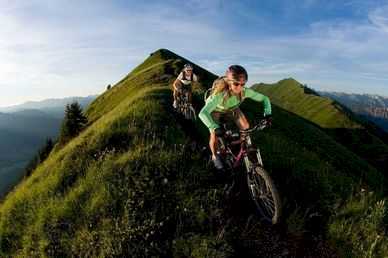 Bli en bättre skidåkare med mountainbike