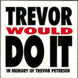 Trevor Petersen –pionjären från Whistler