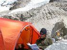 Väntan på Kangchenjunga
