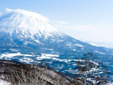 Skidåkning på japanska