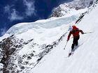 Skidåkning på K2