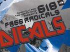 Smakprov från Free Radicals