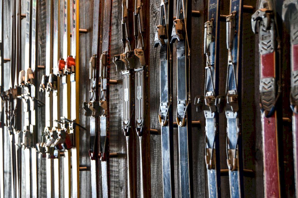 14 saker du kan göra med gamla skidor