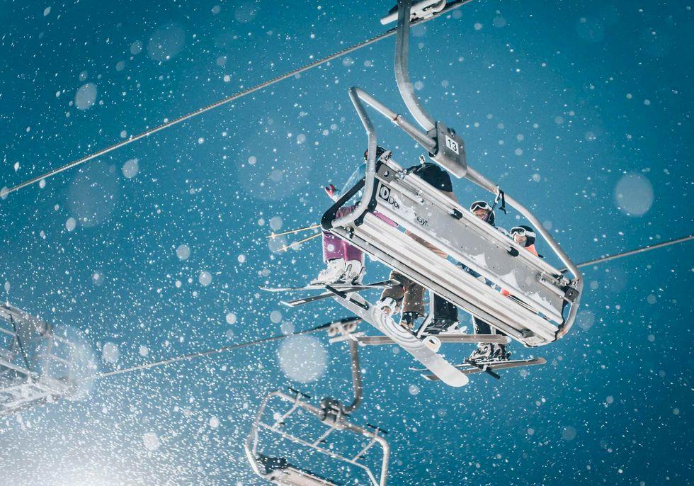 Ett liftkort - 3 anläggningar med 77 nedfarter i Idreområdet