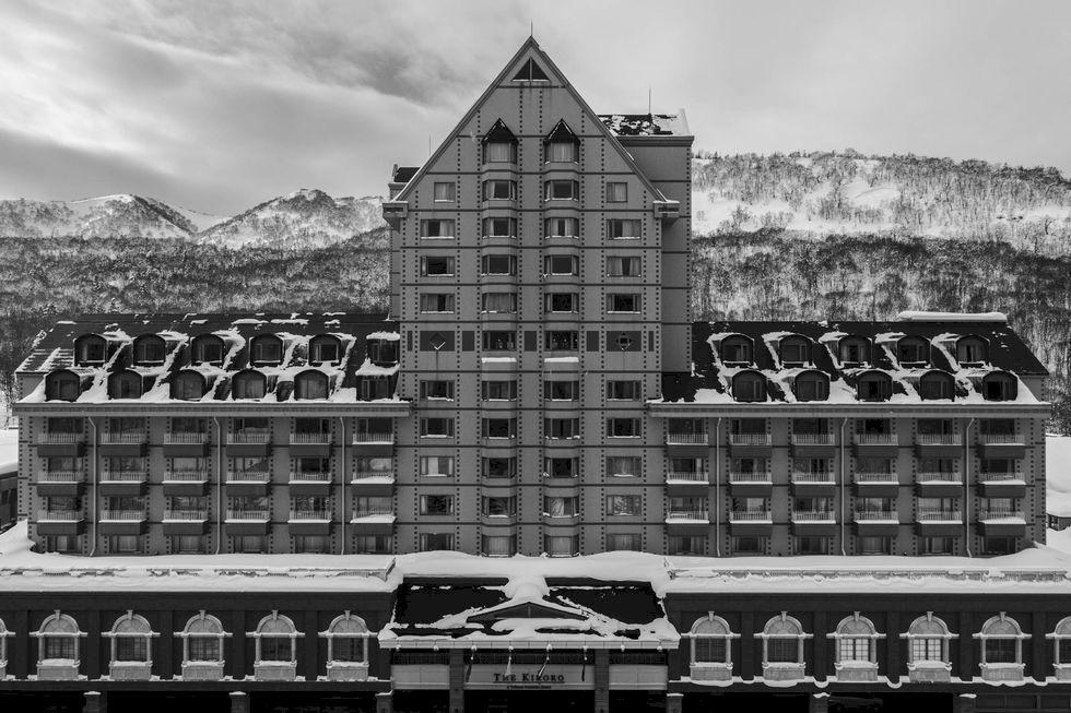 Kiroro - skidvärldens svar på The Shining