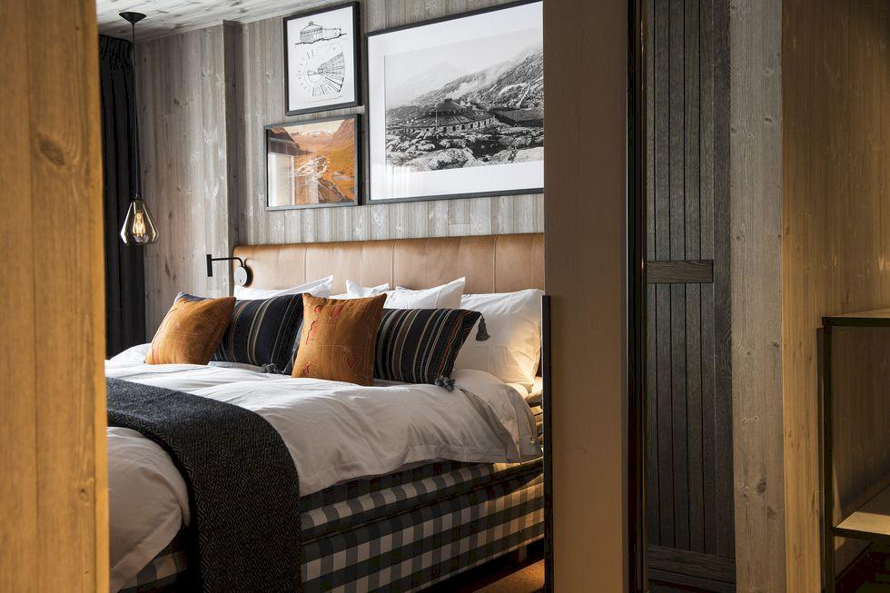 Nya lyxhotellet i Riksgränsen har öppnat