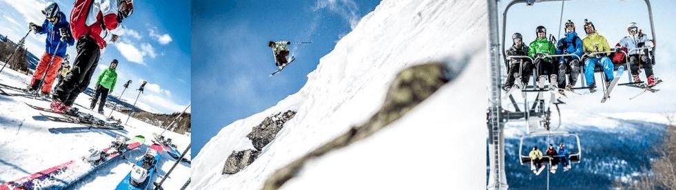 Missa inte: Åka Skidor Ski Camp 2018