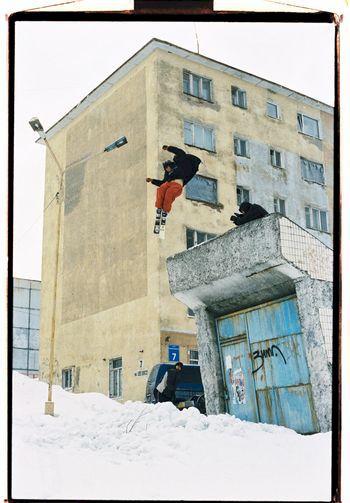 Rösta på Magnus Granér i X-Games Real Ski