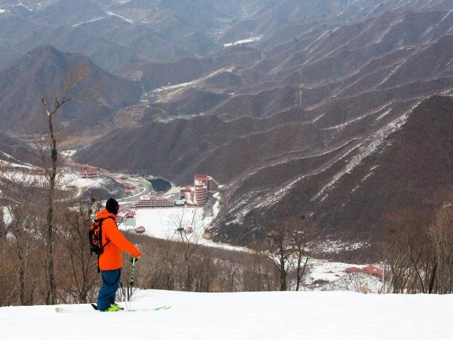 Nordkorea deltar i Vinter-OS