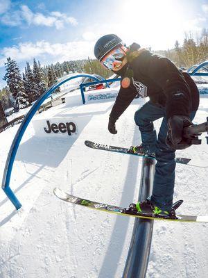 Emma Dahlström får åka skidor igen